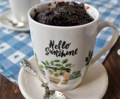 mugcake al cioccolato