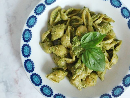 Pesto light