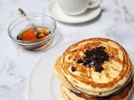Pancakes soffici soffici!