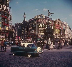 In Pictures_ London's West End In The 19