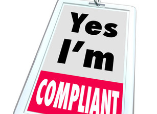 You think compliance is what now?