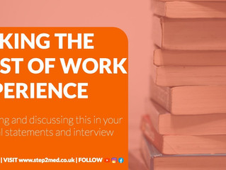 How To Talk about your WORK EXPERIENCE at INTERVIEW?