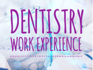 How to Make the Most of your Dental Work Experience?