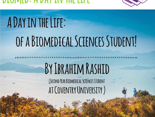 So... What's Being a BioMedical Student Really Like? Read now!