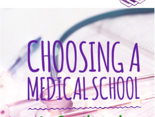 What to Consider when Choosing your Medical School?