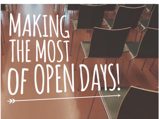 How to make the most of Open Days?