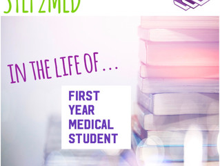 In The Life Of... Medical Student!
