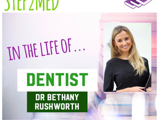 In The Life Of... Dentist - Dr Bethany Rushworth!