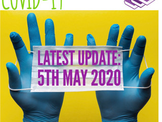 COVID-19: May Update - What We Know So Far?
