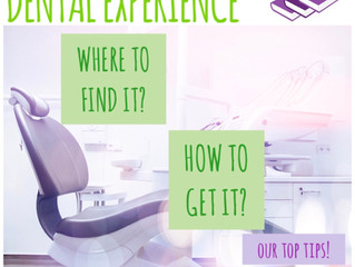 Dental Work Experience - Everything You Need to Know!