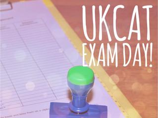 UKCAT Exam Day