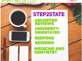 Personal Statement Review - Step2State