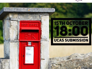 The Final Week Before Submission!