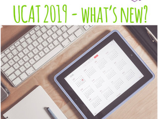 UCAT - What is it and Has anything changed?
