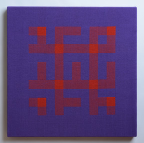 Linescape Purple