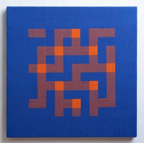 Linescape Blue