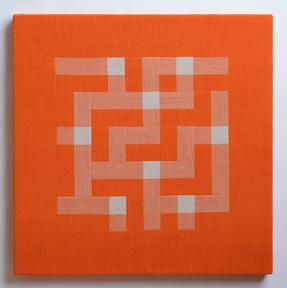 Linescape Orange