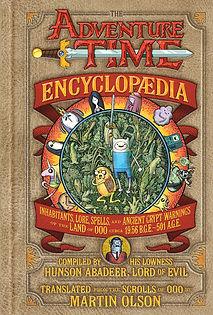 Martin Olson's Adventure Time Encyclopaedia