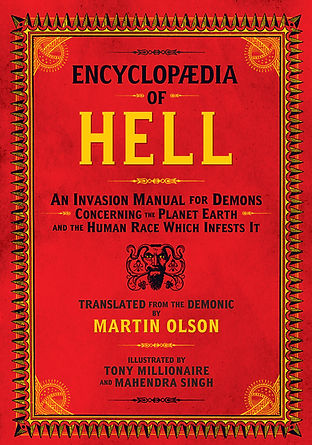 Martin Olson, Encyclopaedia of Hell