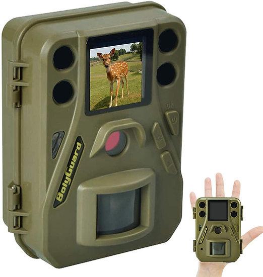 Digital Scouting Camera  Mini Trail Camera Night Vision Waterproof
