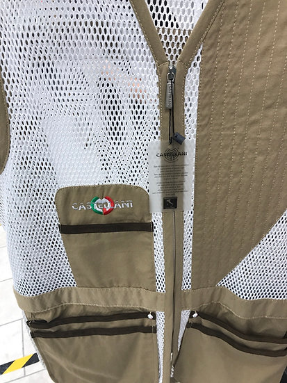 Castellani Skeet Vest Left Handed