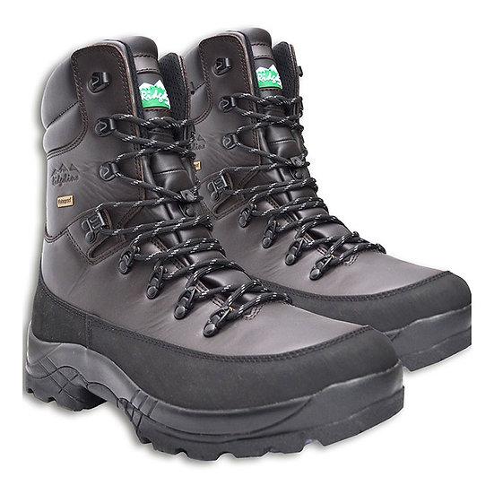 Ridgeline Warrior EXP Leather Boot Weatherproof Black/Brown
