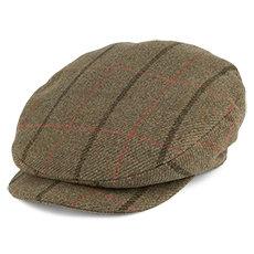 Failsworth James Harris Tweed cap