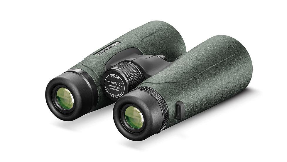 Hawke Pure-Trek 12X50 Binoculars 35105