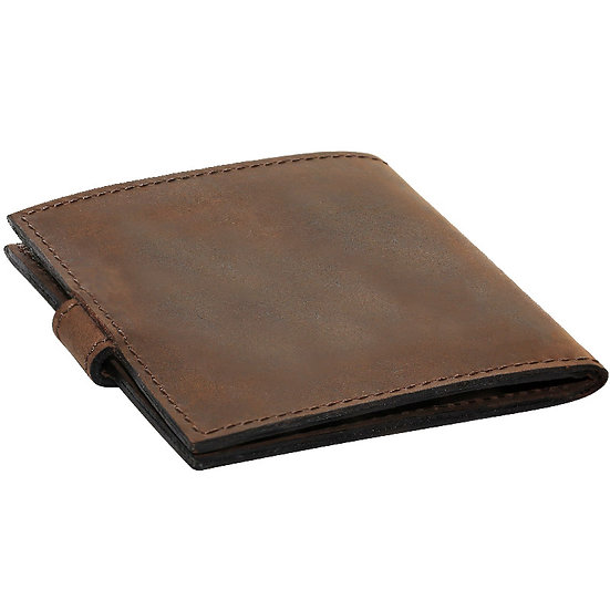 Teales Devonshire Leather Certificate Wallet