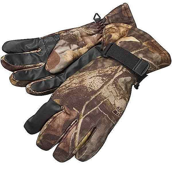 Whitewater Advantage Timber Camo Gloves