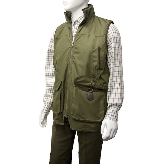 Bonart Glen Waterproof Fleece Lined Gilet