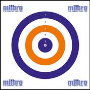 Milbro Paper Targets