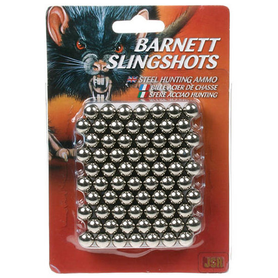Barnett Slingshot Steel Ammo Pack of 140