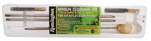 Remington Cleaning Kit For Air Rifles & Air Pistols