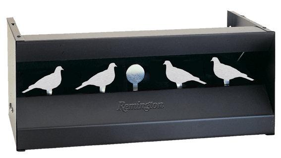 Remington Air Gun Knockdown Target Auto Reset Pellet Catcher -Pigeon