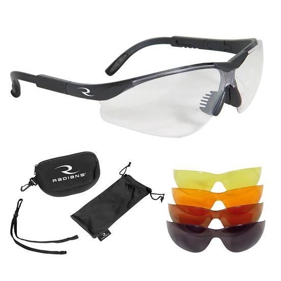 Radians 5 Lens Glasses Kit