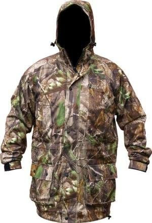 Rocky Mountain Realtree APG Camo Waterproof Breathable Shooting Jacket