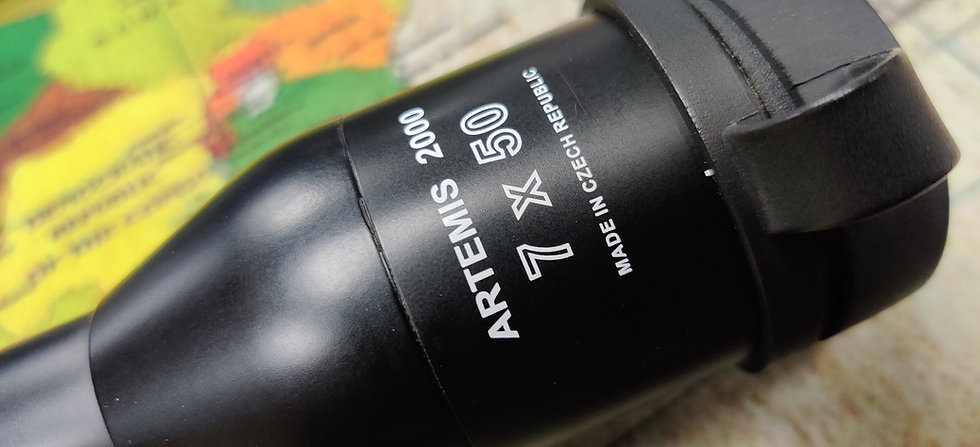 Meopta Artemis 2000 7 x 50 - Preowned High Quality Scope