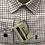 Thumbnail: Super Champion Ayr Men's Cotton Shirt (Blue)