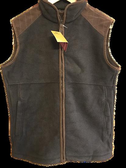 Bonart Grange Fleece Gilet / Bodywarmer Olive