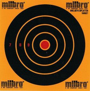 Milbro Large Splatter Targets (25)