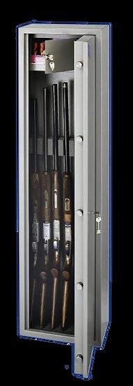 Brattensound Sentinel Plus Extra Deep Rifle Gun Cabinet 4/5