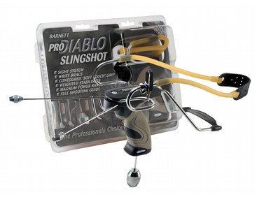 Barnett Pro Diablo Slingshot Catapult