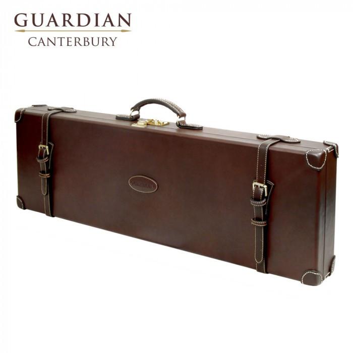 Guardian Earls Leather Shotgun Case