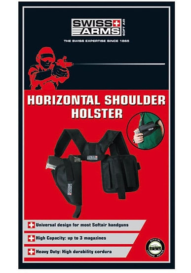 Swiss Arms Horizontal Shoulder Holster BB/Airsoft
