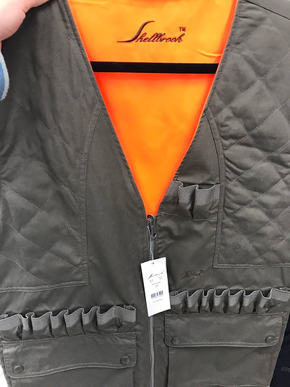Deerhunter Shellbrook Shooting Vest Waistcoat
