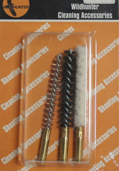 Wildhunter 3 Piece Cleaning Kit (Choose Calibre)