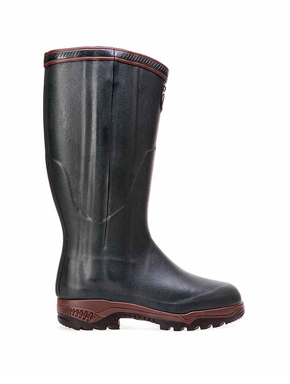Aigle Parcours 2 Iso Open Anti-Fatigue Hunting Boots -Bronze