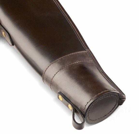 Croots Molton Leather Shotgun Slip