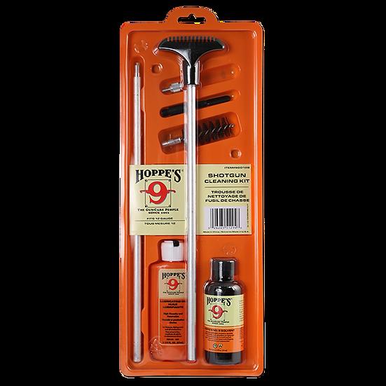 Hoppe's No.9 12 Guage Shotgun Cleaning Kit with Aluminium Rod No.SGO12
